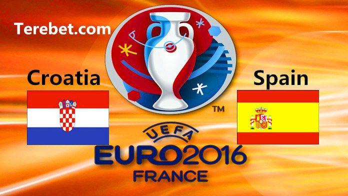 Euro 2016 Croatia vs Spain Predictions, Betting Tips, Preview