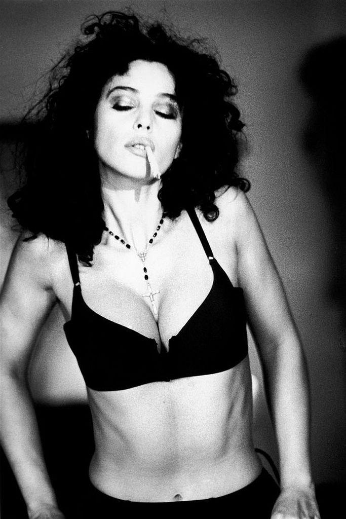 Monica Bellucci by Ellen von Unwerth