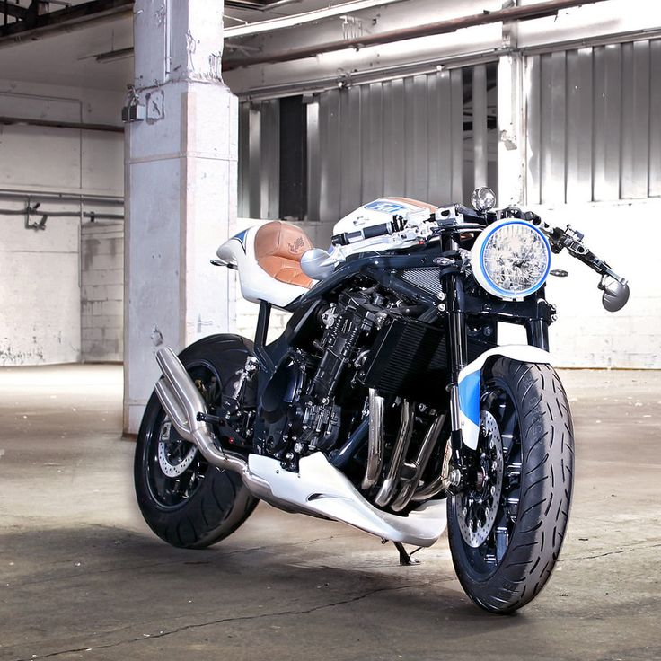 Legendary designer Hans A. Muth has returned to the motorcycling world—and this crisp, low-slung custom Suzuki Bandit is the result.