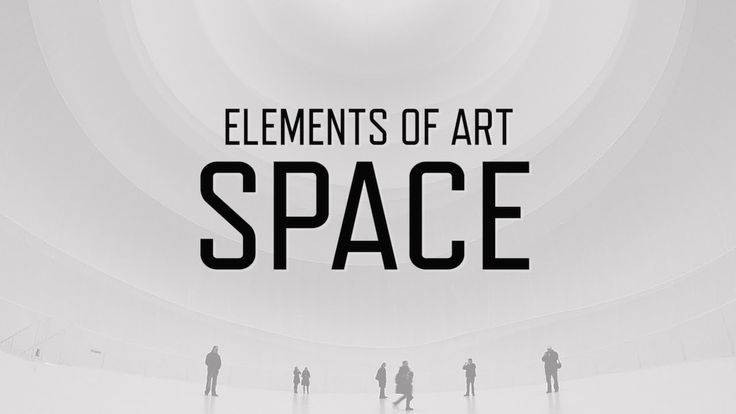 Elements of Art: Space | KQED Arts