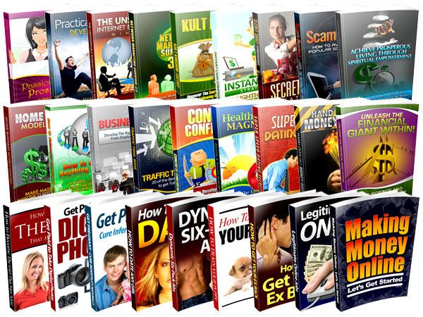 Livres numériques (ebook): Vous voulez gagner de l'argent ?