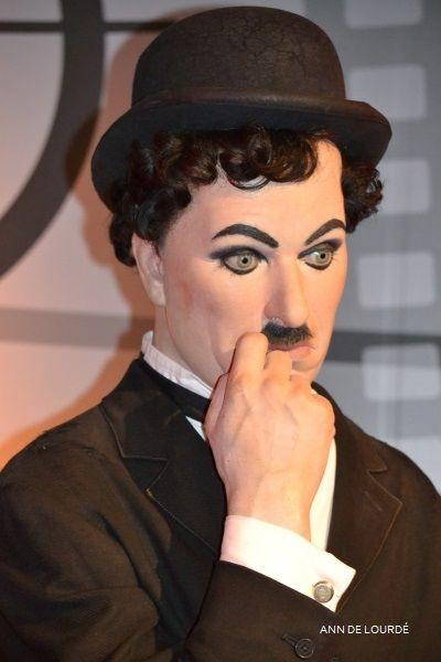 Sir Charles Chaplin Summer 2014, Madame Tussauds London