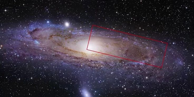 VIDEO. The Andromeda galaxy as you've never seen