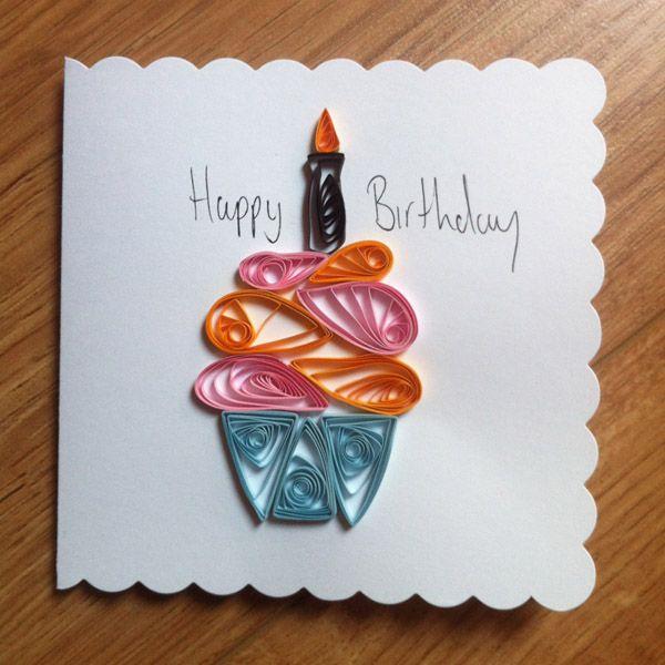 Прабабушка, открытки из квиллинга на день рождения папе