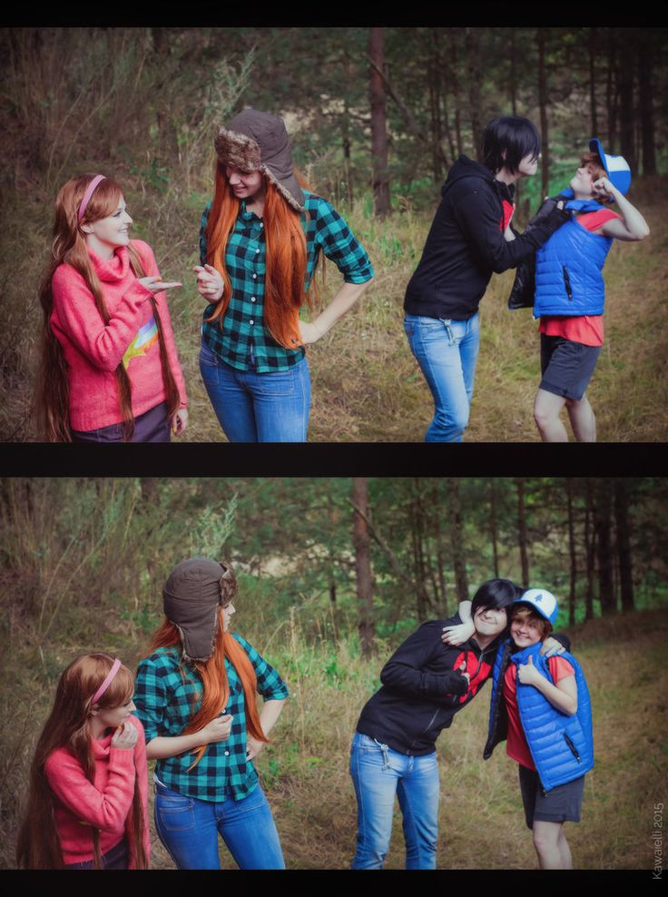 Gravity falls Dipper Wendy Mabel and Robbie  * R&R ArtGroup - Facebook page * * Youtube channel R&R Art Group * You can support our works on PATREON © Any using of the photography f...