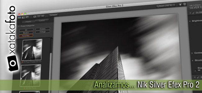 Analisis, Nik Silver Efex Pro 2, ventajas y desventajas de este plugin...