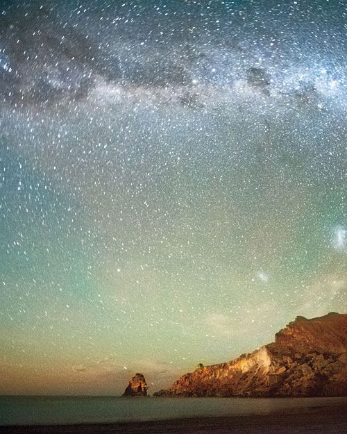 .. The best spots in the country for stargazing ..