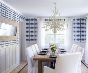 374 best Interiors - Dining Spaces images on Pinterest   Dining ...