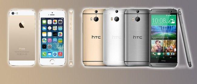 HTC One M9 Vs. Sony Xperia Z3 – Comparativa a Fondo