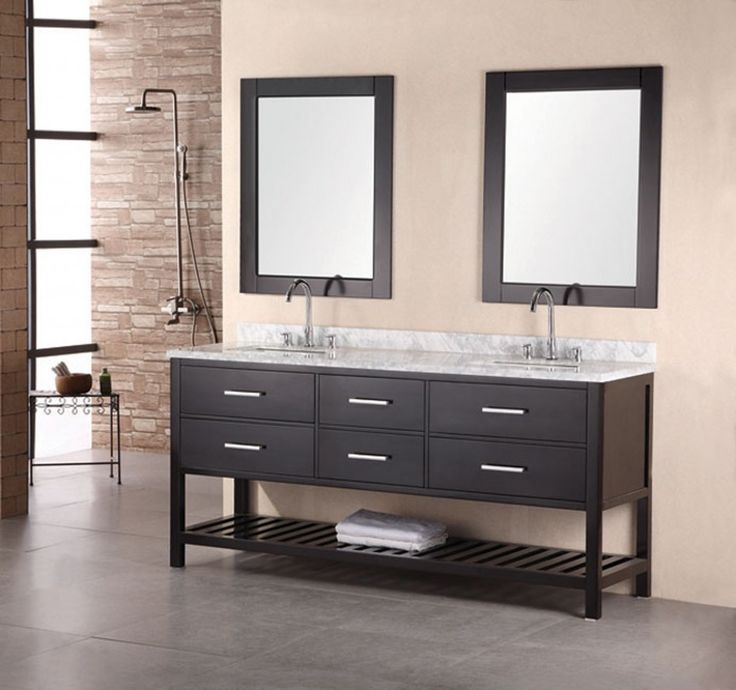 Bathroom Ideas Particular Double Sink Vanity For Bathroom Equipment Sets Enjoyable White Marble Top