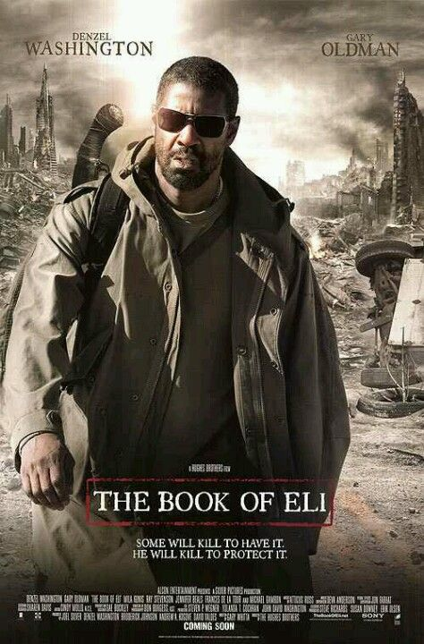 A post-apocalyptic tale starring Denzel Washington as Eli.