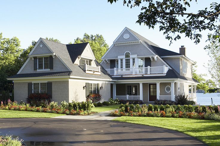 24 best cape cod style home exterior images on pinterest for Cape cod style house colors