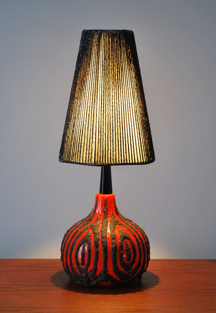 19 Best Images About Mid Century Lamps On Pinterest