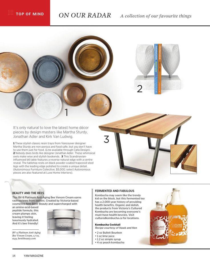 YAM magazine  Page One Publishing