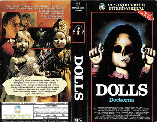 Pin by Jonathan Lees on The Best Horror VHS Box Art in ...