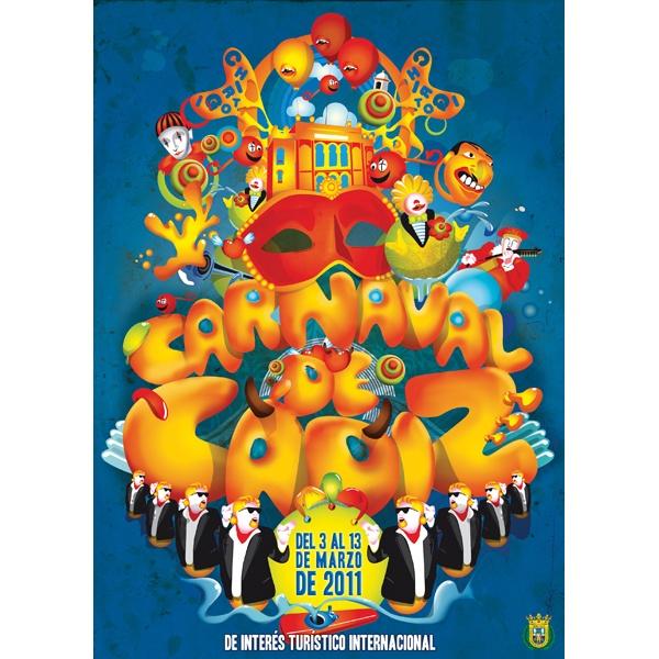 Pablo Domene Pardo, Carnaval de cadiz