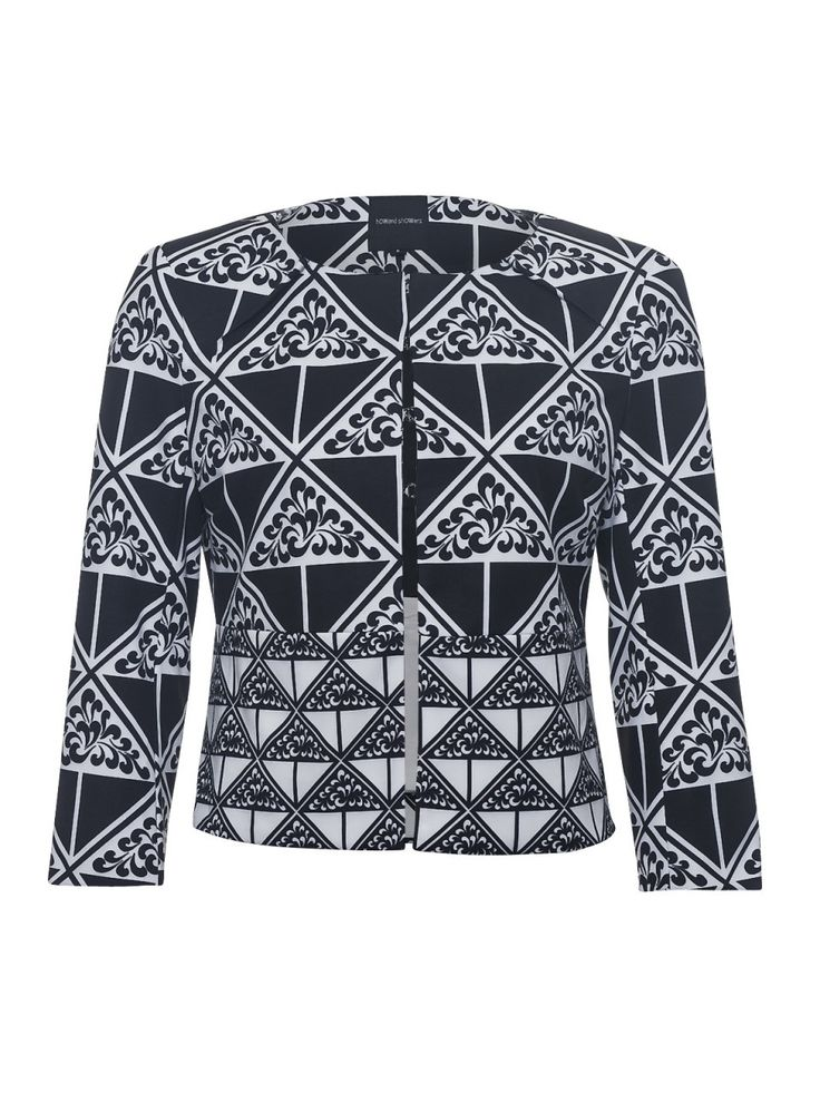 Howard Showers - Brooke Baroque Beauty Jacket , $229.00 (http://shop.howardshowers.com.au/brooke-baroque-beauty-jacket/)
