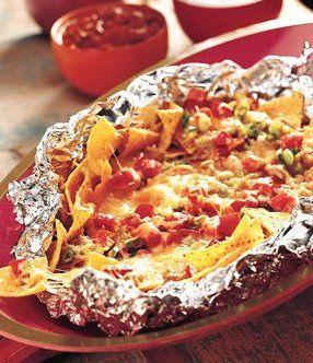 Grilled Taco Nachos by Betty Crocker Recipes, via Flickr