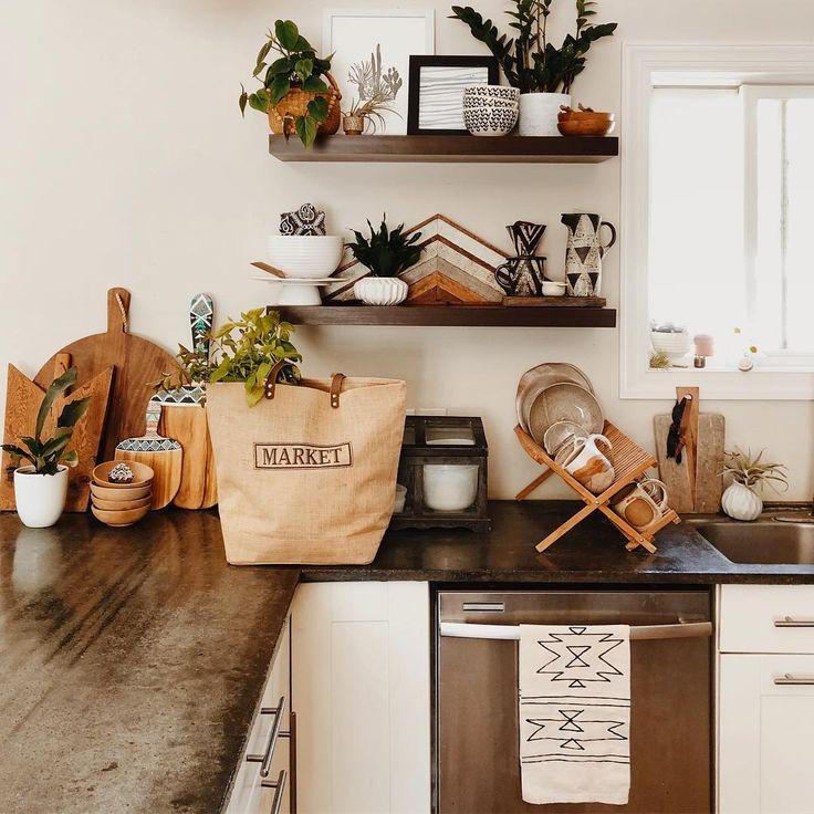 1779 best Cuisines * Kitchens images on Pinterest Boho kitchen