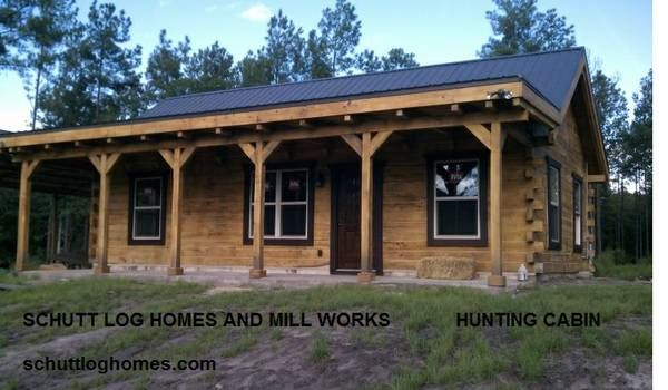 29 best Log Home Kits- Schutt Log Homes images on Pinterest | Log ...