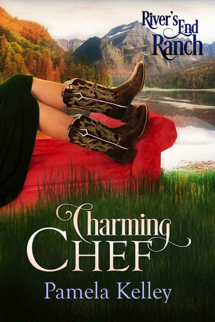 Charming Chef (River's End Ranch Book by [Kelley, Pamela M., Ranch, River's  End]