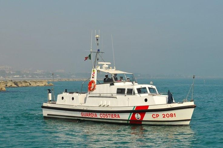 CP 2081 - Guardia Costiera