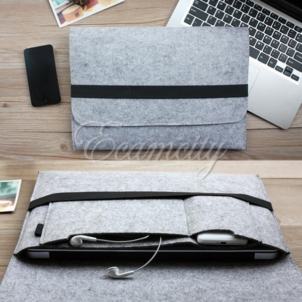 Sac Étui Housse Feutre Protection à 13.3  Samsung Apple MacBook Air Tablette PC