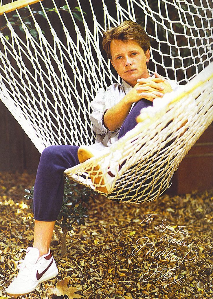 Publicity Photo Gallery » The Michael J. Fox Database