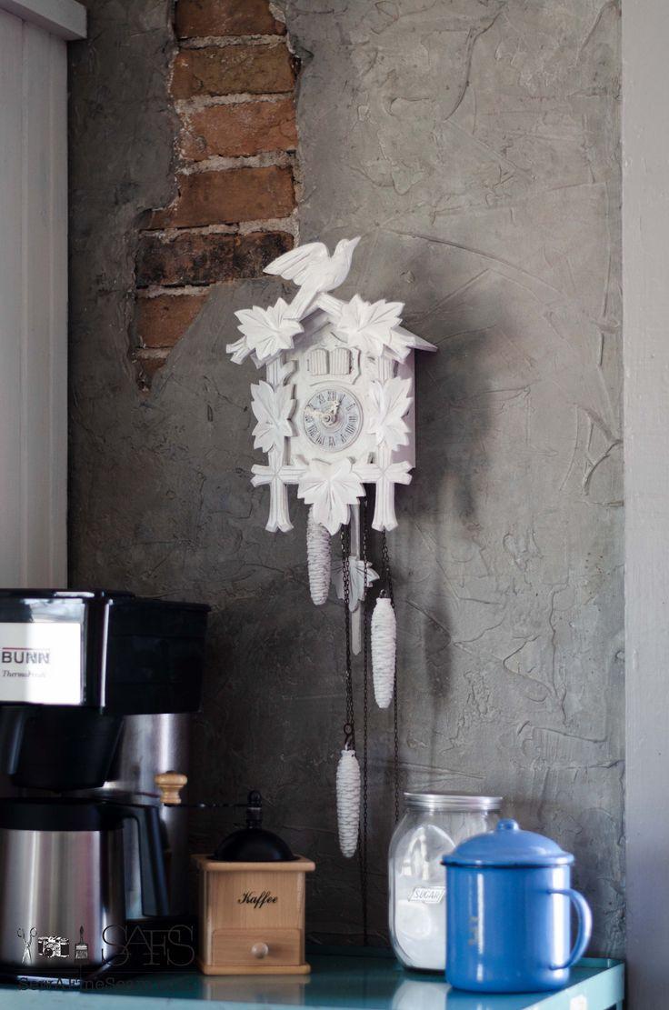 die besten 25+ farmhouse cuckoo clocks ideen auf pinterest ... - Eklektischen Stil Einfamilienhaus Renoviert