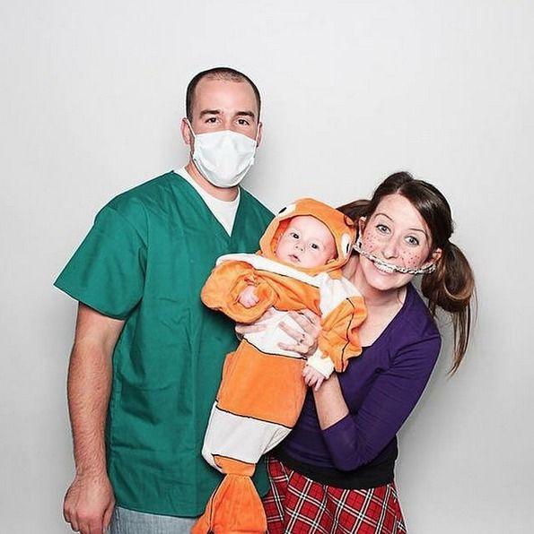 . Nemo, Darla and dentist