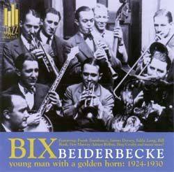 Bix Beiderbecke CDs