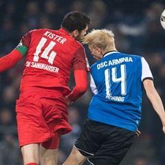 Bundesliga - Arminia Bielefeld vs SV Sandhausen