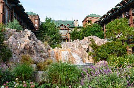 Disney´s Wilderness Lodge, un bosque en Disney World