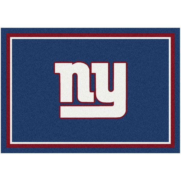 "New York Giants 92"" x 129"" Spirit Rug - $449.99"