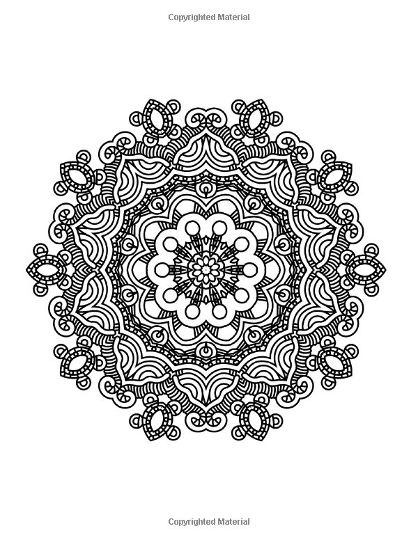 Zen Mandalas Coloring Book : The 46 best images about colouring on pinterest