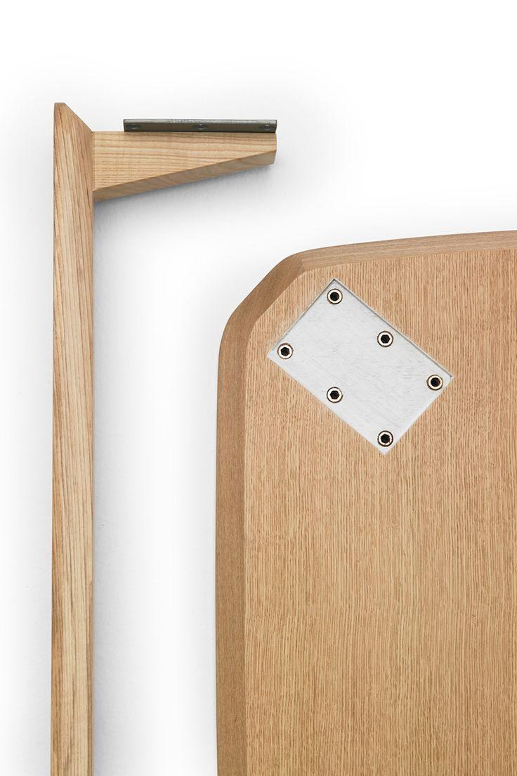 La table modulaire 45 du studio laselva detail wood pinterest fabricar muebles madera y - Maison modulaire espagnole ...