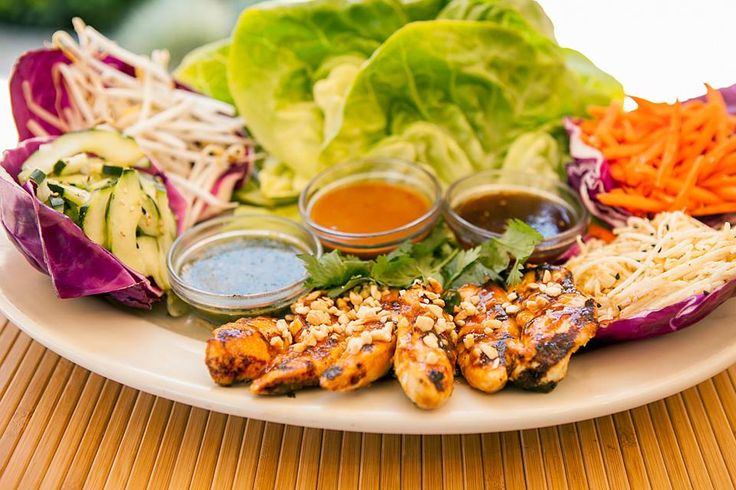 Wrap 'em how you want 'em! [Thai Lettuce Wraps] http://www.pinterest.com/AnnaCoupons/cheesecake-factory-coupons/