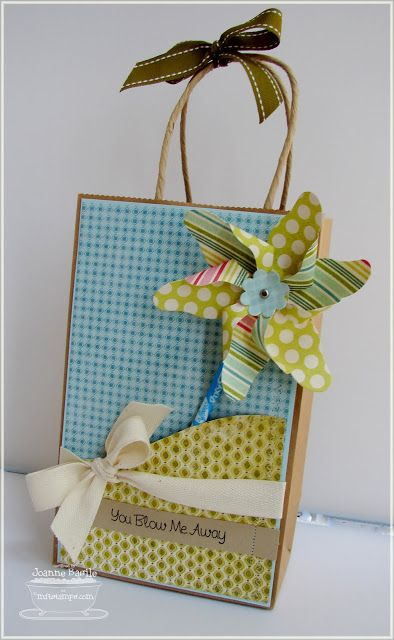 ...just a little something....: Search results for gift bag