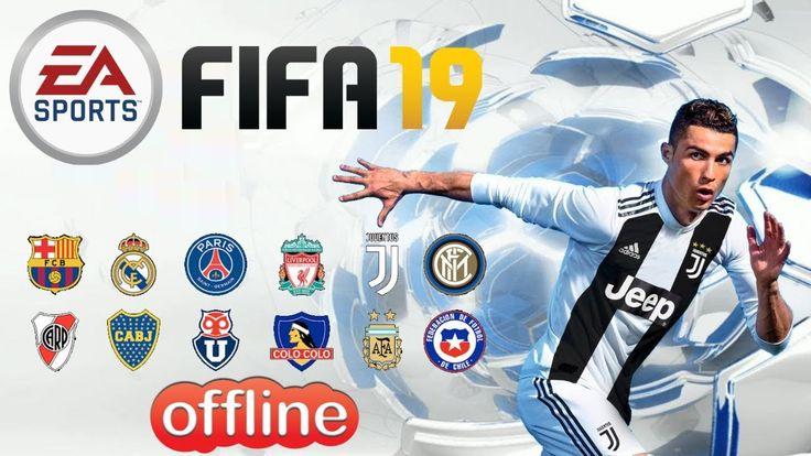 Fifa 19 offline apk mod white edition download http