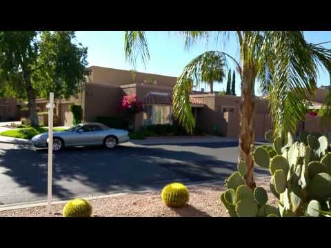 Phoenix Arizona Homes For Sale   Video Previews Presents $242,000 2Br Patio  Home In North Central