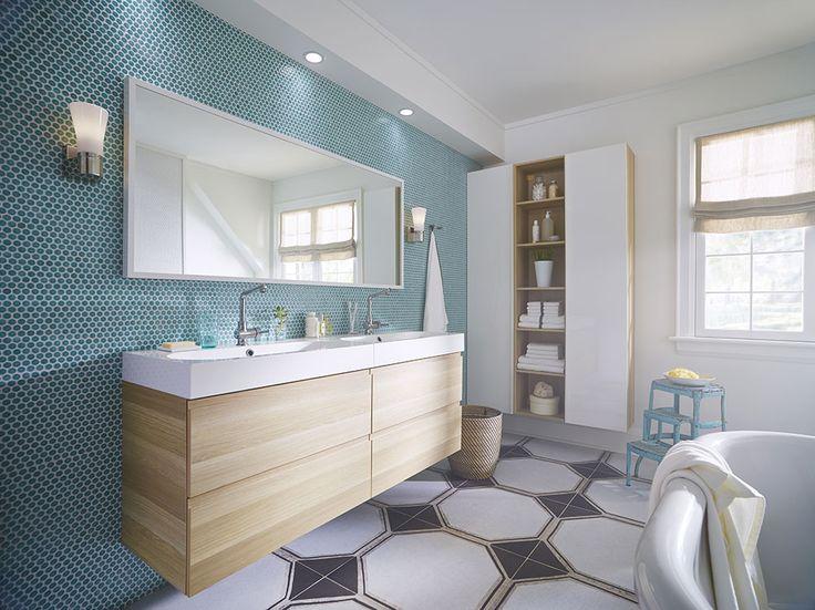 Les 25 meilleures id es de la cat gorie salle de bain ikea for Robinet salle de bain ikea