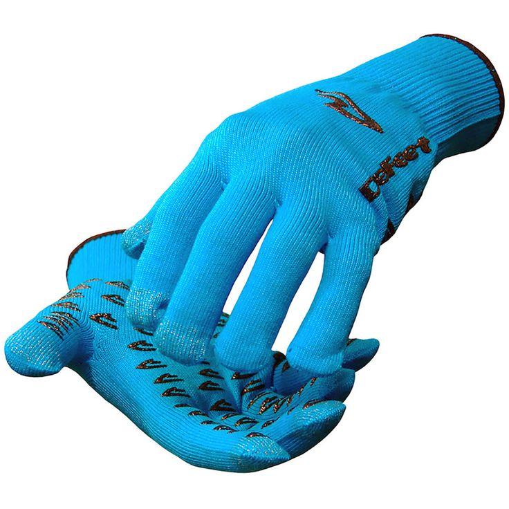 Wiggle | DeFeet E-Touch Dura Gloves | Long Finger Gloves