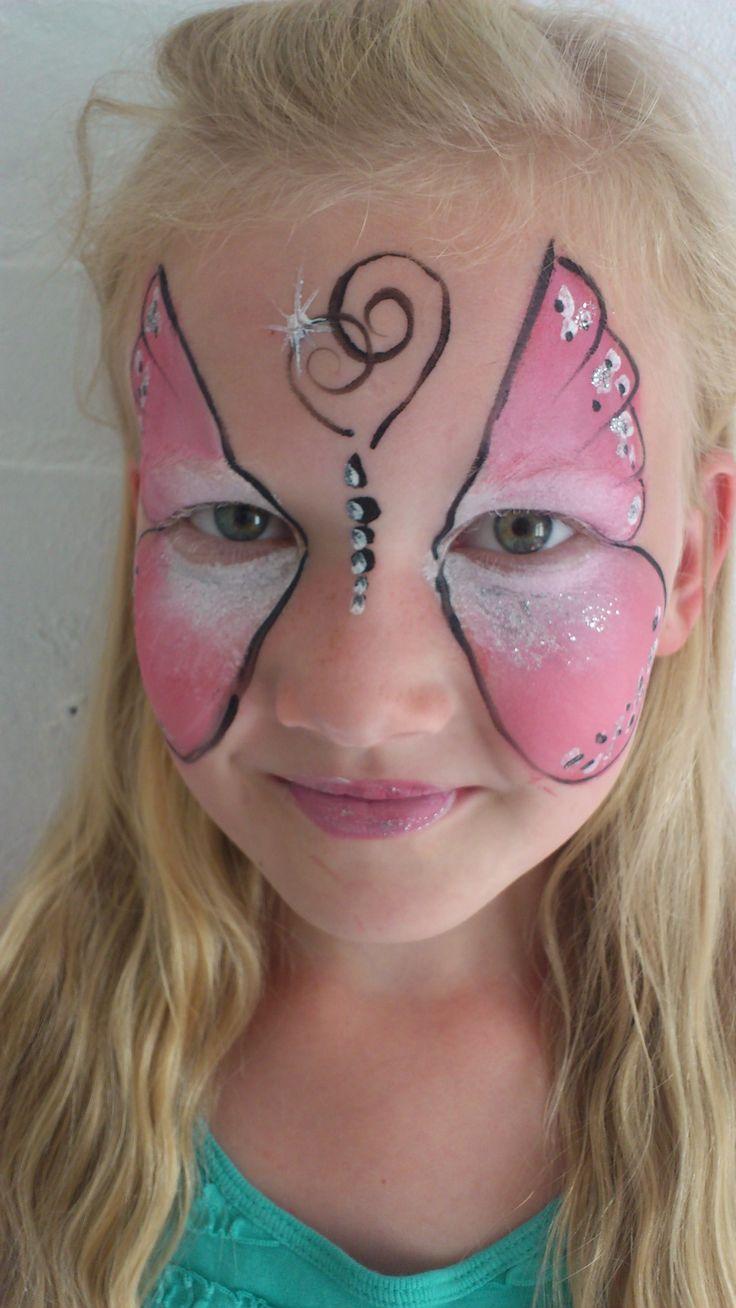 My beautiful pink butterfly<3