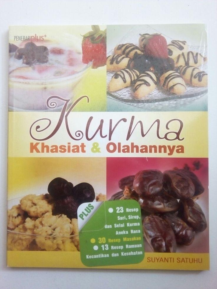 Mengulas dan menyajikan berbagai manfaat kurma bagi kesehatan, aneka olahan, ramuan kecantikan dan kesehatan, serta resep-resep masakan berbahan kurma.  #kurma #korma #olahan_kurma #khasiat_kurma #selai_kurma #sirup_kurma #cake_kurma #sari_kurma #kue_kering_kurma #ayam_bakar_kurma #sambal_kurma #kurma_fantasi #ramuan_kecantikan #buku #book #jual_buku #msw #mbetikseno  Contact: 28BA295C, 082317317234 (sms/WA)
