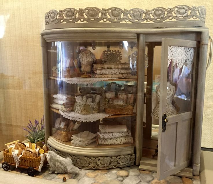 Mini Kitchen Room Box: 322 Best Images About Room Boxes, Small Dollhouses And