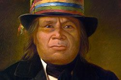 Chief Oshkosh | Menominee Chief who resisted westward expansion, pioneered sustainable forestry
