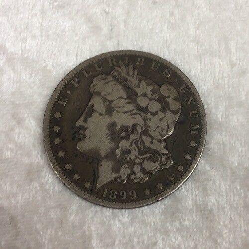 1899 O 1 Morgan Silver Dollar Ebay Morgan Silver Dollar