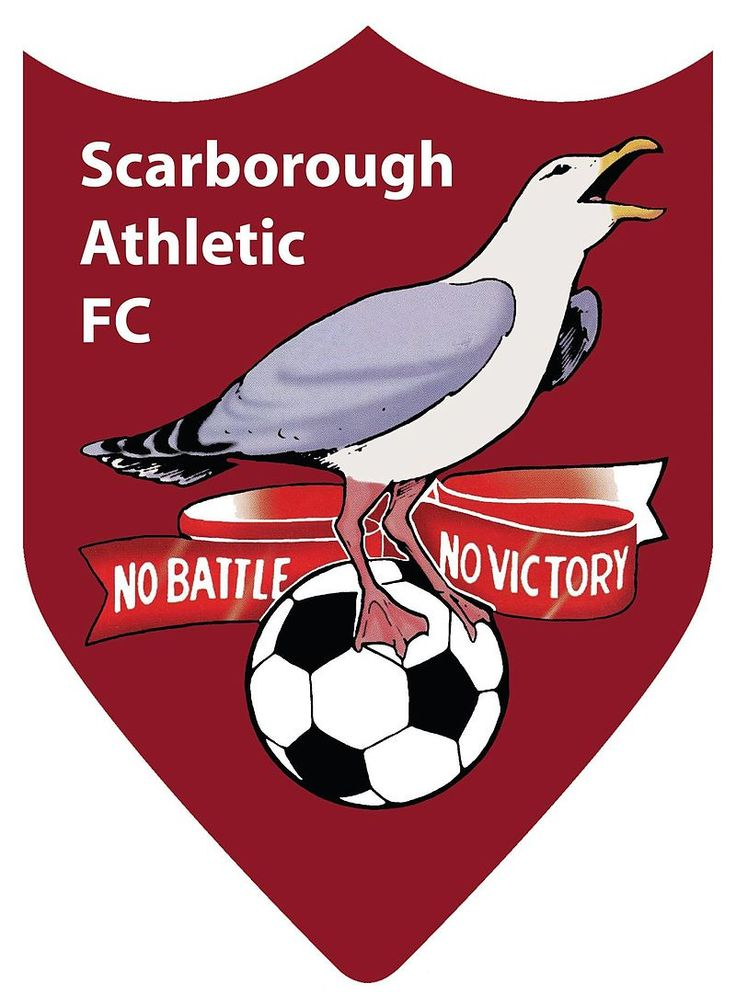 Scarborough Athletic FC, Northern Premier League, Scarborough, North Yorkshire, England