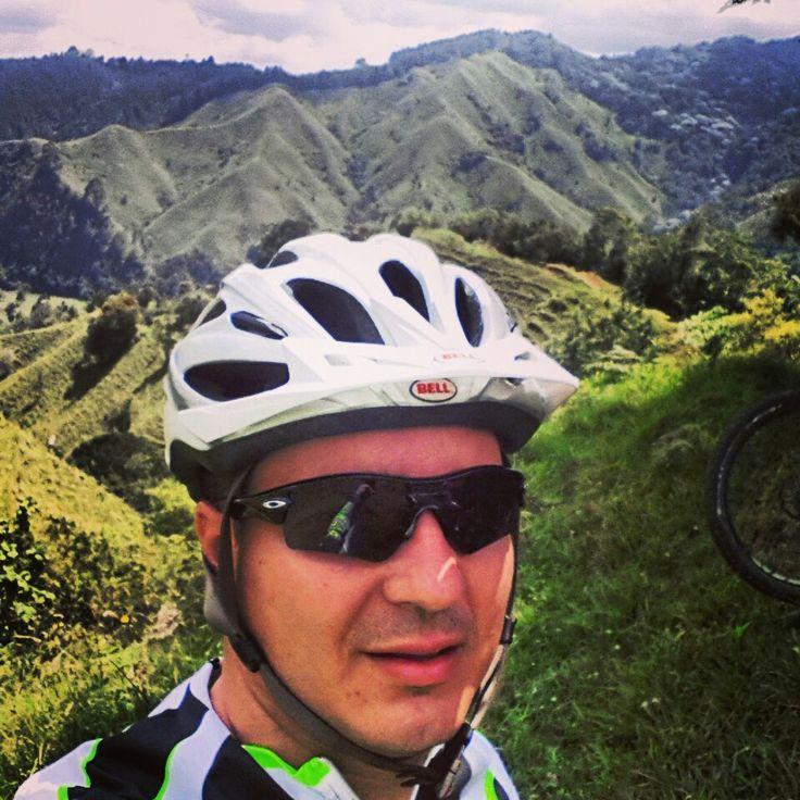 Hermosas montañas Colombianas.