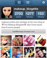 the make-up blogette: Parfait Photo